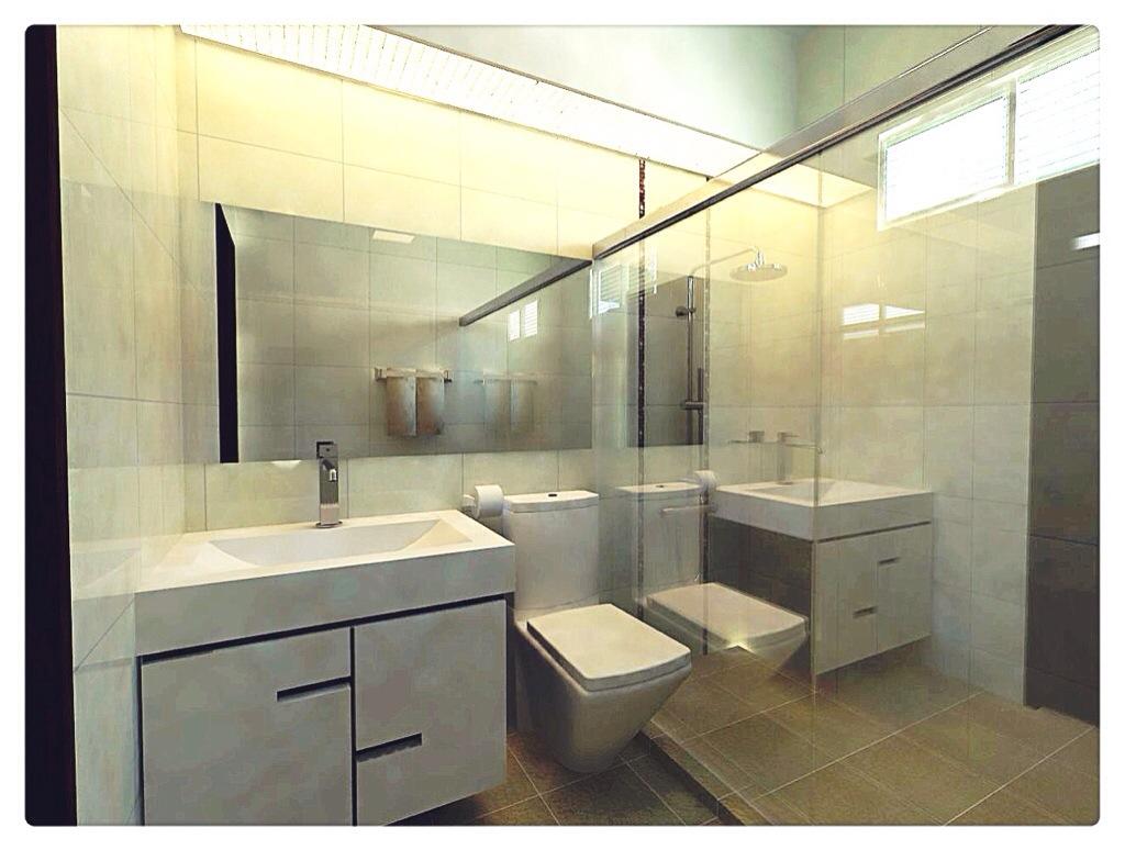 Hdb Bto Bathroom Design : Hdb room bto flat in yishun mimosa renovation interior
